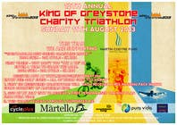 Proposition n° 3 du concours Graphic Design pour Design a Flyer for a triathlon