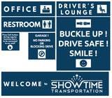 Design a few simple signs için Graphic Design9 No.lu Yarışma Girdisi