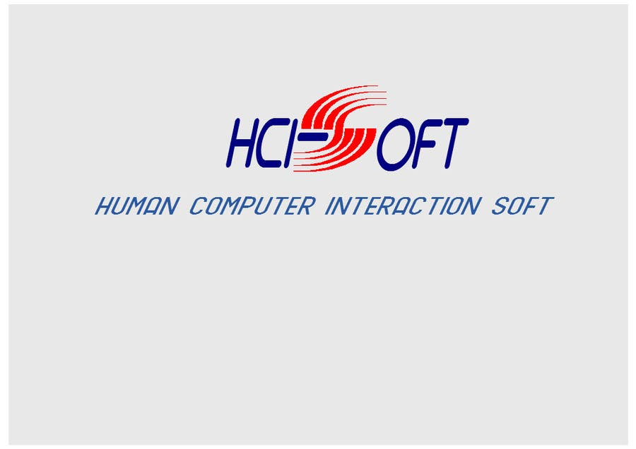 #36 for Design a Logo for Human Computer Interaction softwar company by simonad1