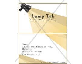 pureprofession tarafından Design Business Card for New Light Company için no 8