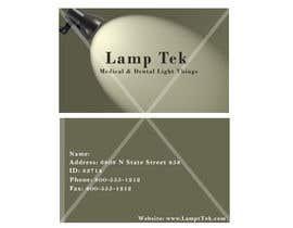 pureprofession tarafından Design Business Card for New Light Company için no 9