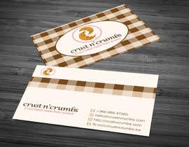 VMJain tarafından Design business cards for home based Bakery için no 182
