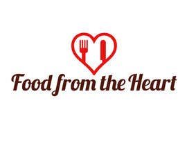 #31 untuk Design a Logo for Food From The Heart oleh vimoscosa