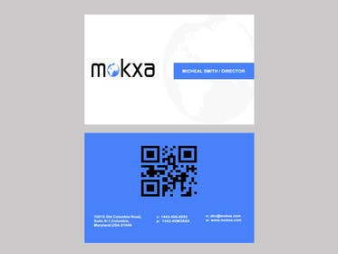 #3 for Design some Business Cards for Mokxa Technologies LLC by POONAKHATRI