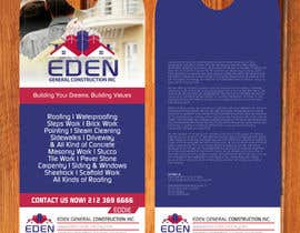 #23 for Design a Flyer for a general contractor by barinix