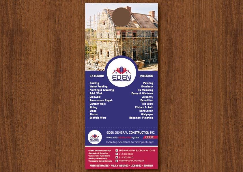 Bài tham dự cuộc thi #                                        7                                      cho                                         Design a Flyer for a general contractor