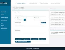 xrevolation tarafından Redesign Evidentia Screen için no 29
