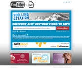 Contest Entry #40 for Youtube to MP3 Converter Website