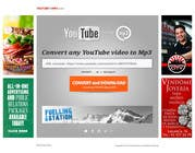 Contest Entry #51 for Youtube to MP3 Converter Website