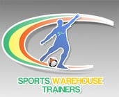 Graphic Design Inscrição do Concurso Nº7 para Design a Logo for  sports trainers warehouse