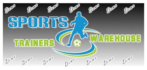 Inscrição nº                                         3                                      do Concurso para                                         Design a Logo for  sports trainers warehouse