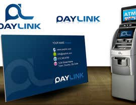 #4 para Develop a Corporate Identity for Paylink por zetabyte