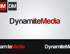 #7 para Design a Logo for DynamiteMedia por Jevangood