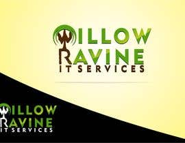 #69 para Design a Logo for Willow Ravine IT Services por airbrusheskid