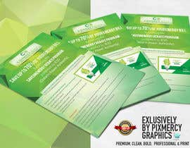 #12 untuk Design Simple Flyer for Lighting Company Promotion oleh pixmercy