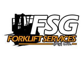 rhenzexe tarafından Design a Logo for a forklift company için no 33