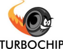 yzbeytr tarafından Design a Turbochip Logo - No limits! için no 4