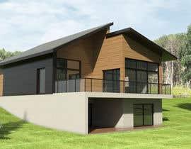 #6 untuk 3D model of Country house oleh miljanpopovic88