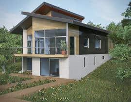 #11 untuk 3D model of Country house oleh Alexnap