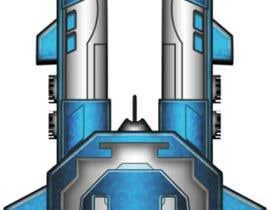 tkarlington tarafından Looking for an artist to design 15 spaceships for a mobile game. için no 3