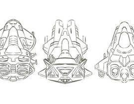 STrangethoughts tarafından Looking for an artist to design 15 spaceships for a mobile game. için no 24