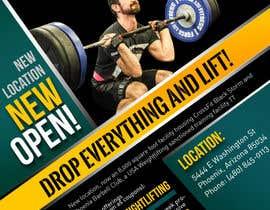 vyncadq tarafından Design a Flyer for a Fitness Training Facility için no 1