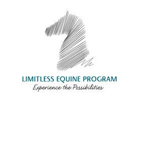 #22 untuk Design a Logo for Limitless Equine Program oleh squirrel1811
