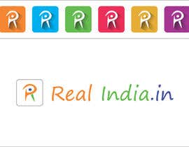 #49 untuk Design a Logo for realindia.in oleh adnanadbi