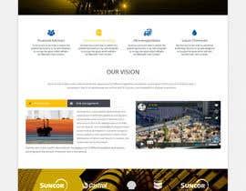 syrwebdevelopmen tarafından Design a Website Mockup için no 7