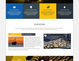#8 untuk Design a Website Mockup oleh syrwebdevelopmen