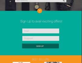 MohanYadav1995 tarafından Design a Website Mockup için no 22