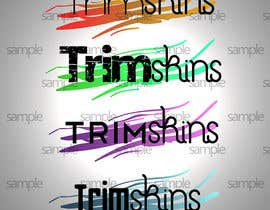 #24 cho Design a Logo for our website TrimSkins (mobile phone skins) bởi PoisonedFlower