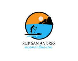 #8 untuk Design a Logo for a Stand Up Paddle Company oleh tieuhoangthanh