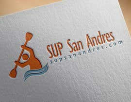 #28 untuk Design a Logo for a Stand Up Paddle Company oleh mabdullahrafique