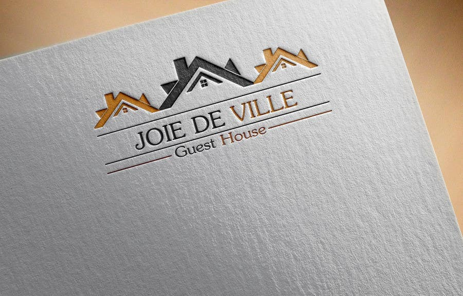 Entry 16 By Junaidy88 For Design Logo Letterhead For Guest House