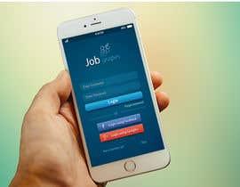 #6 untuk Mobile app mock up oleh dkshaw39