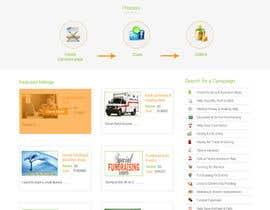 ravinderss2014 tarafından Design a Website Mockup için no 9