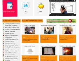 krishnaraturi47 tarafından Design a Website Mockup için no 6