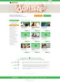 Nadasol tarafından Design a Website Mockup için no 29