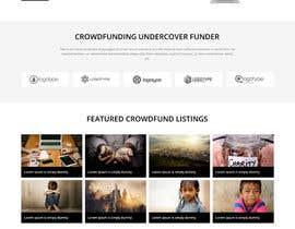 thimsbell tarafından Design a Website Mockup için no 27