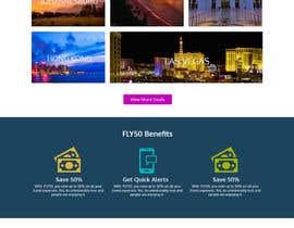 #8 untuk Design & Code a Travel Deals Landing Page (Multiple Winners) oleh elonetworx