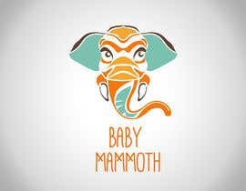 #36 para Design a Logo for Baby Mammoth! por PoppyS