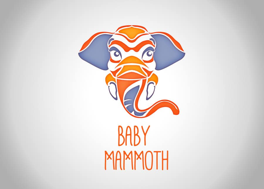 #37 for Design a Logo for Baby Mammoth! by PoppyS