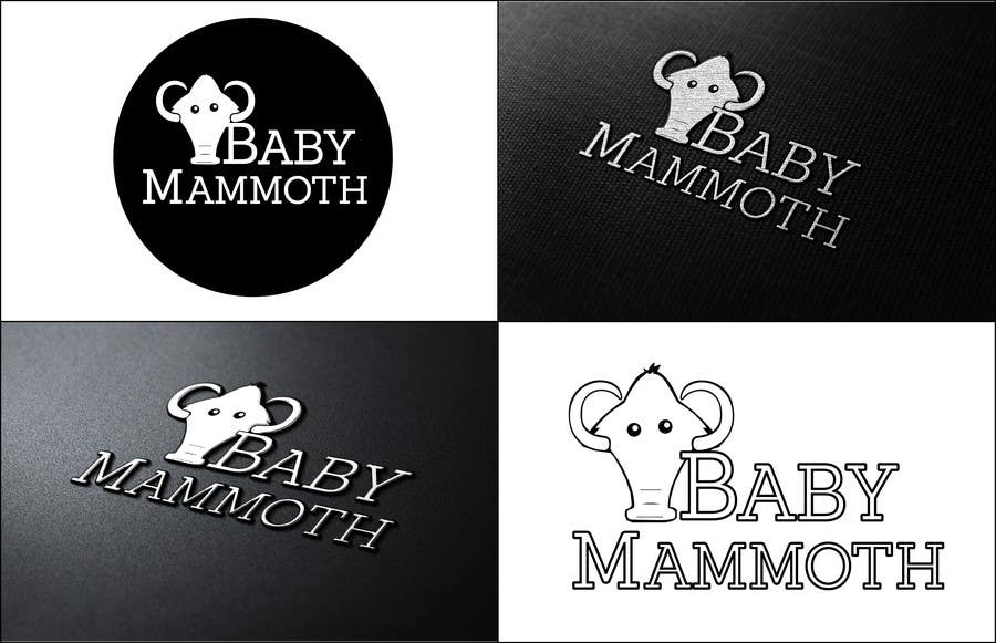 #26 for Design a Logo for Baby Mammoth! by klewthwaite