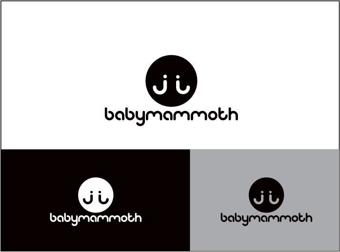 #109 for Design a Logo for Baby Mammoth! by rueldecastro