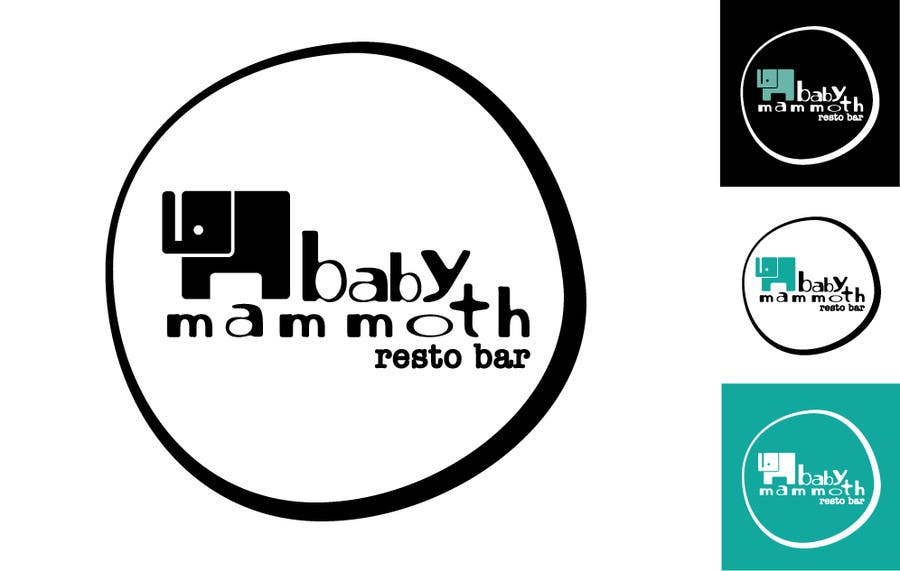 #28 for Design a Logo for Baby Mammoth! by DandelionLab
