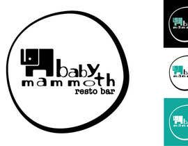 #28 para Design a Logo for Baby Mammoth! por DandelionLab
