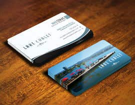 #71 untuk Design some Business Cards for Lake Chalet oleh youart2012