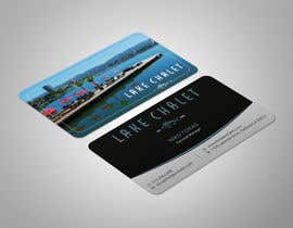 #14 untuk Design some Business Cards for Lake Chalet oleh ashanurzaman