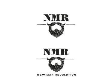 #35 untuk Keep the original part of this logo and add a Beard underneath it. oleh petrovakalina